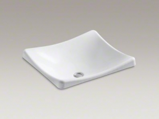 kohler DemiLav® Wading Pool® bathroom sink